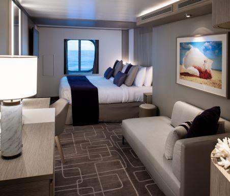 Edge Deluxe Ocean View/Ocean View Stateroom
