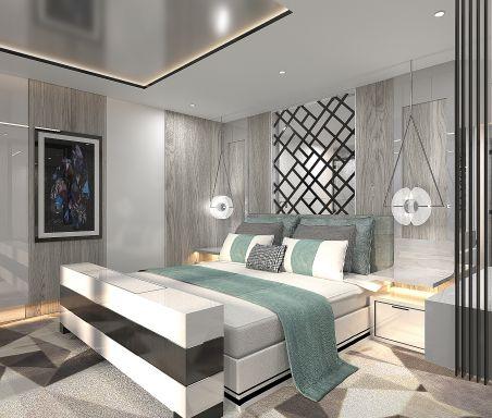 Edge Royal Suite