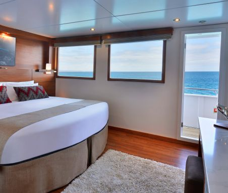 Elite Ocean View Staterooms