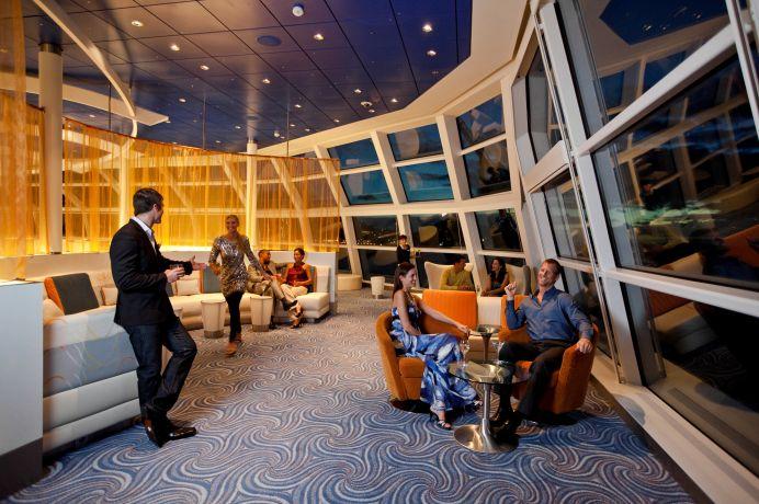 Sky Observation Lounge 1