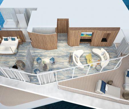 Flora Penthouse Suite 1
