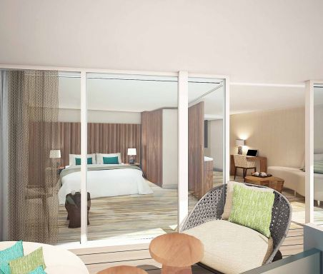 Flora Royal Suite
