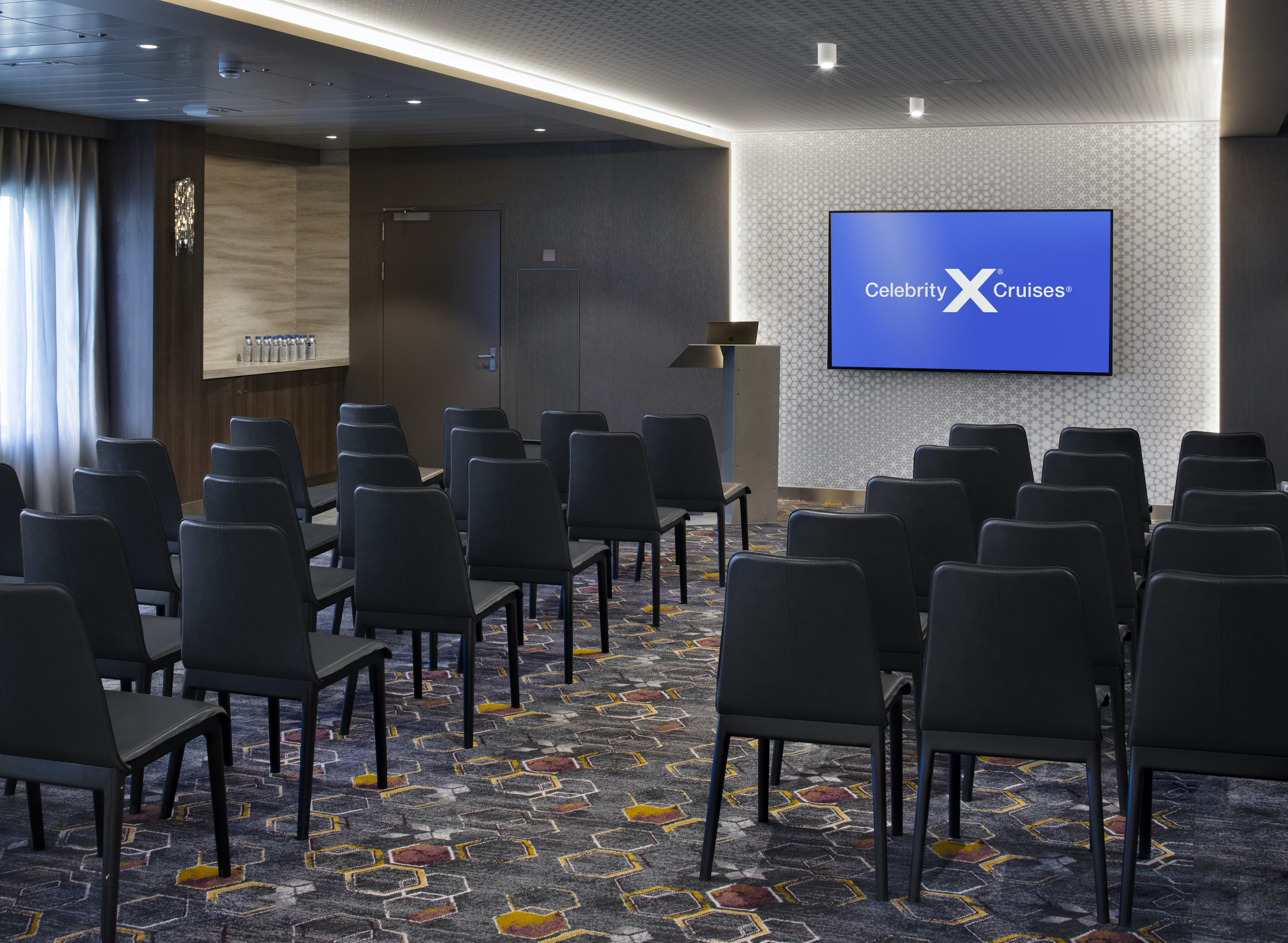 Celebrity Cruises Meeting Room