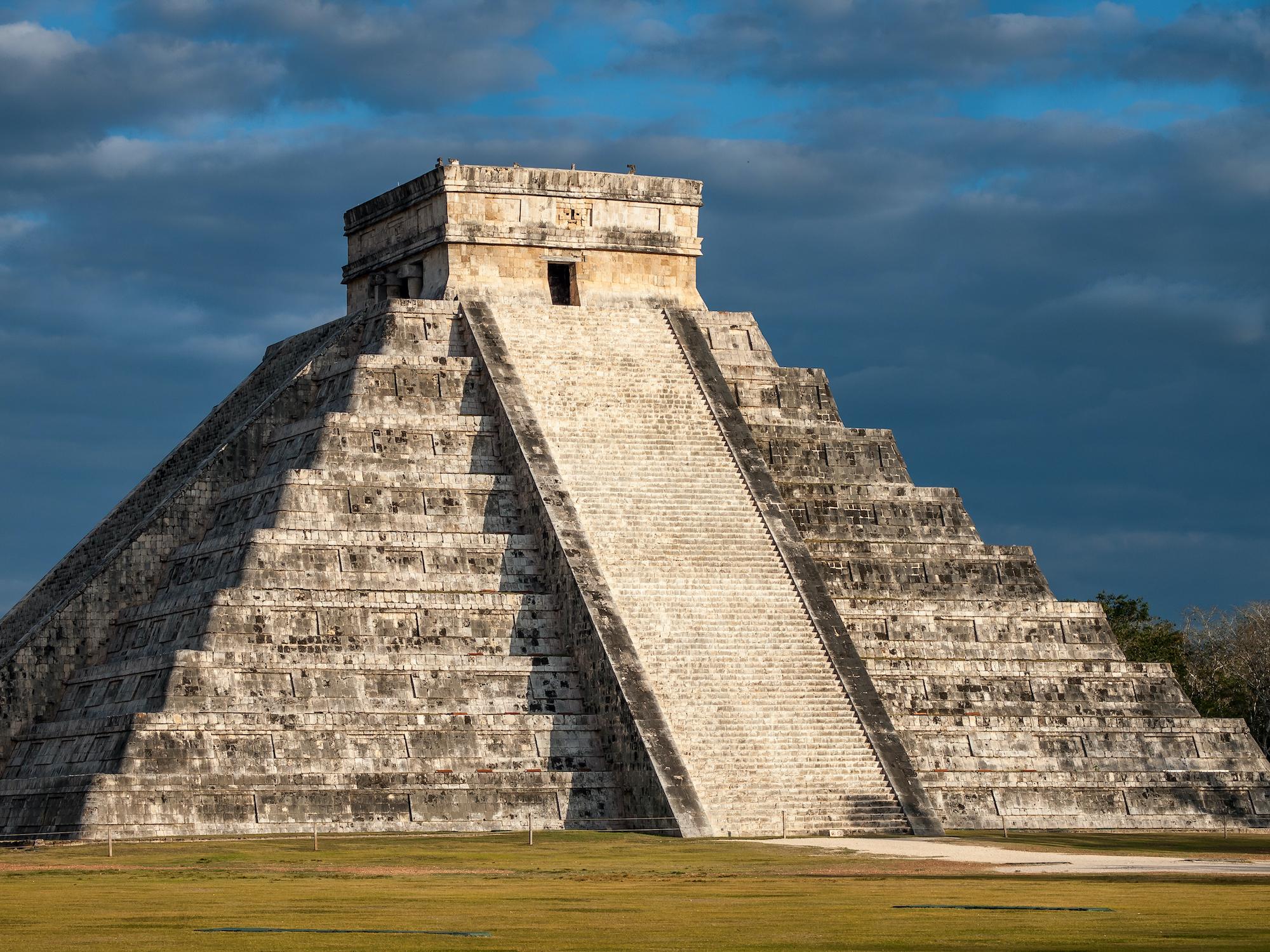 Chichen Itza, Mayan ruins, Mexico,